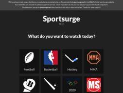 Sportsurge